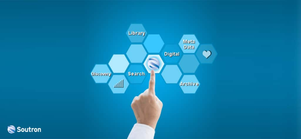 Soutron at the Heart of Search and Discovery
