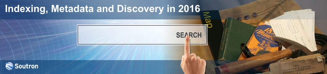 Metadata Indexing Discovery in 2016