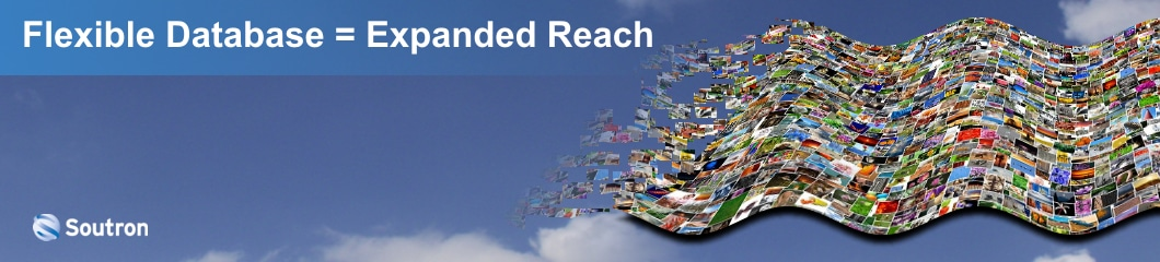 Flexible Database equals Expanded Reach for you!