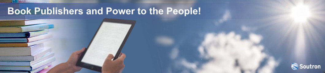 Book Publishers and Power to the People